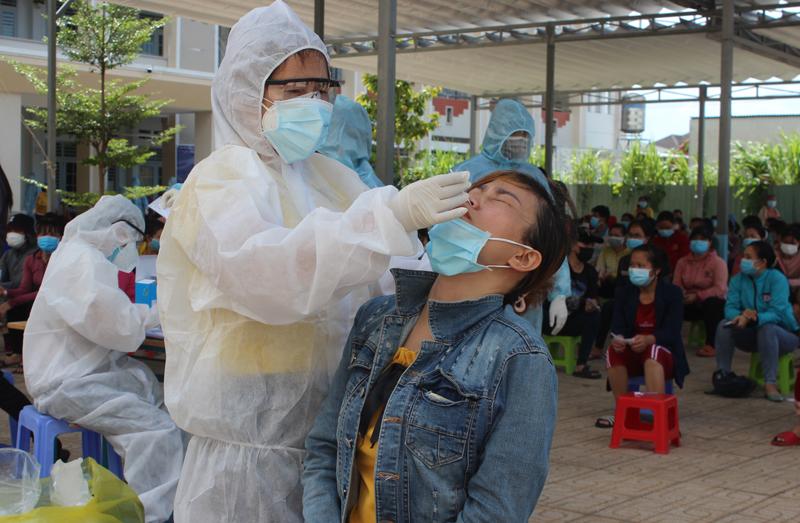 Y tế Diễn biến dịch ngày 21/7: 3556 ca mắc mới tại TP. Hồ Chí Minh trong 24 giờ  - Ảnh 12.