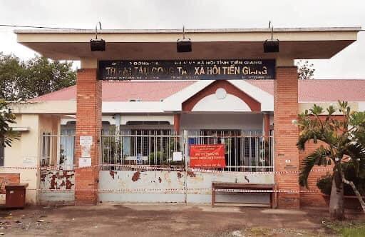 Thêm nhiều ca mắc tại Trung tâm công tác xã hội Tiền Giang: Đoàn công tác Bộ Y tế họp khẩn   - Ảnh 2.