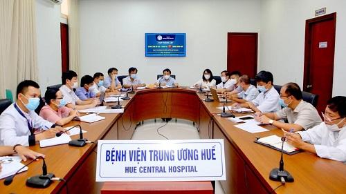 BVTƯ Huế lên đường xây dựng Trung tâm Hồi sức COVID-19 tại TP. Hồ Chí Minh - Ảnh 1.