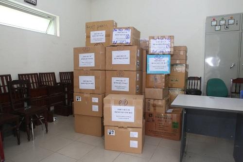 BVTƯ Huế lên đường xây dựng Trung tâm Hồi sức COVID-19 tại TP. Hồ Chí Minh - Ảnh 2.