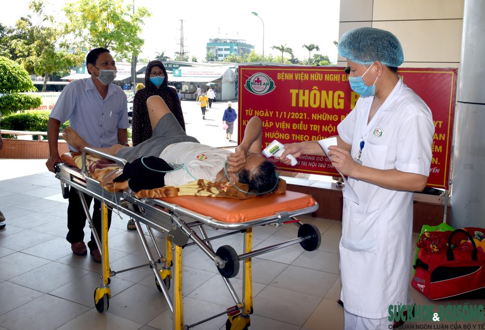 Nghệ An: Đảm bảo cung cấp oxy y tế cho công tác phòng, chống dịch - Ảnh 1.