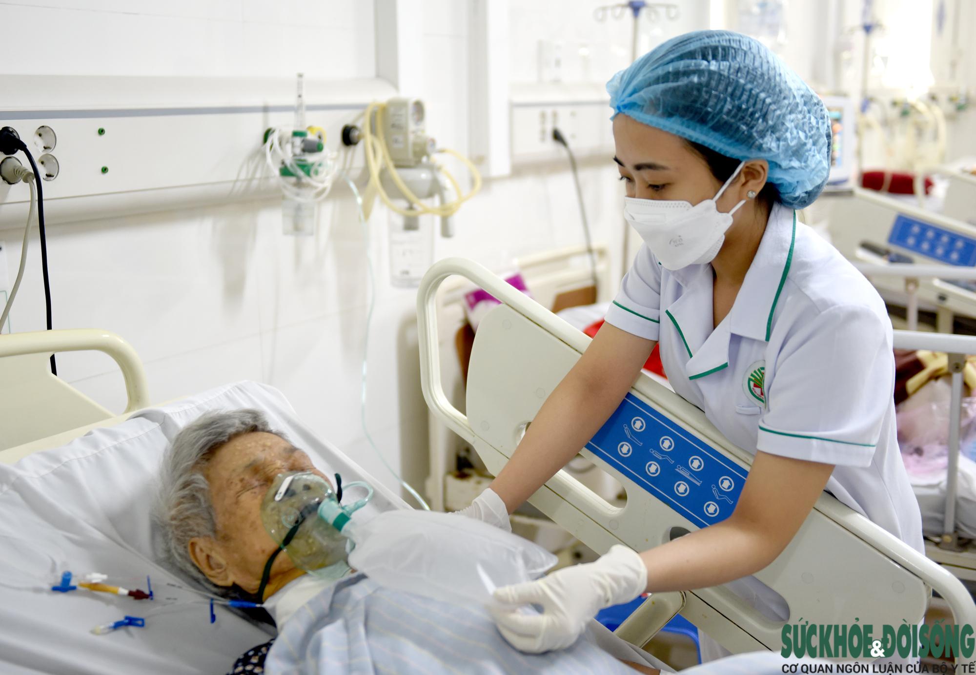 Nghệ An: Đảm bảo cung cấp oxy y tế cho công tác phòng, chống dịch - Ảnh 5.