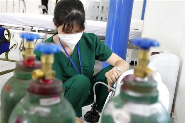 Bộ Y tế: Mỗi trạm y tế lưu động quản lý 50- 100 người bệnh COVID-19 - Ảnh 1.