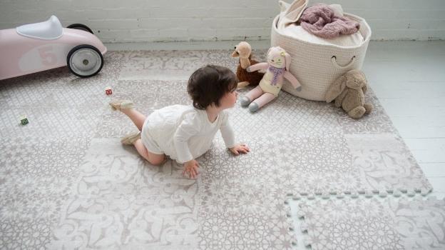 Ngôi nhà an toàn cho trẻ em bị bệnh chàm- ảnh 1