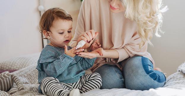Ngôi nhà an toàn cho trẻ em bị bệnh chàm- ảnh 3