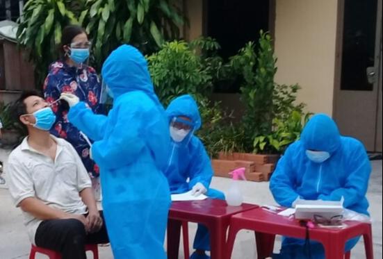 103 ca nhiễm SARS-CoV-2 trong 24 giờ, TP Nha Trang vẫn là điểm nóng - Ảnh 1.
