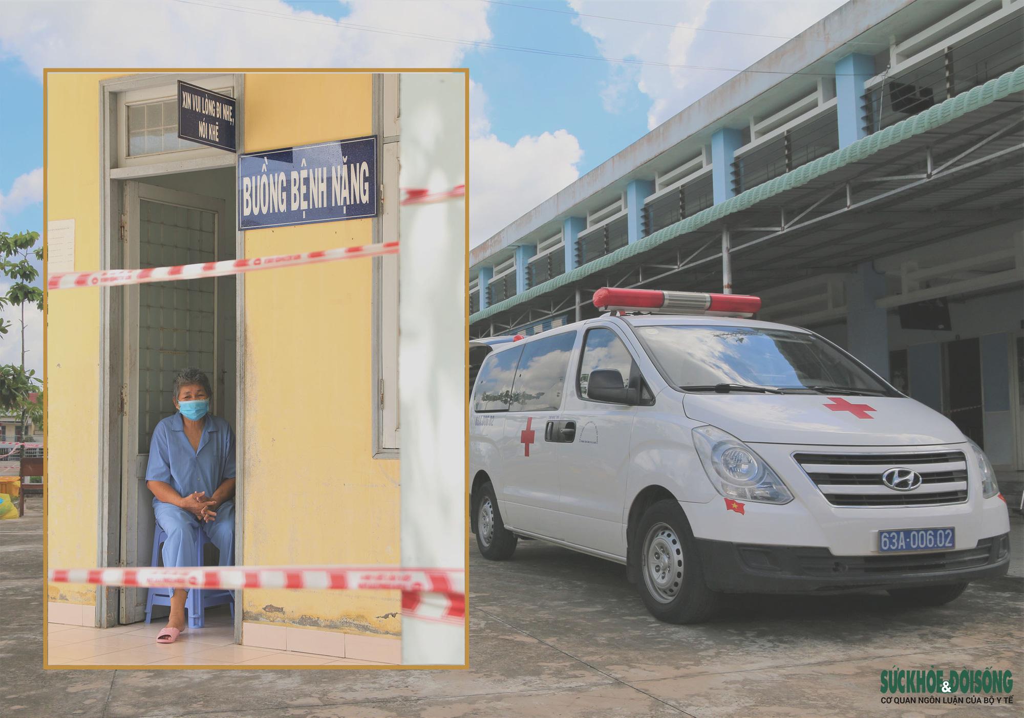Ở Bệnh viện dã chiến đặc biệt nhất Tiền Giang - Ảnh 9.