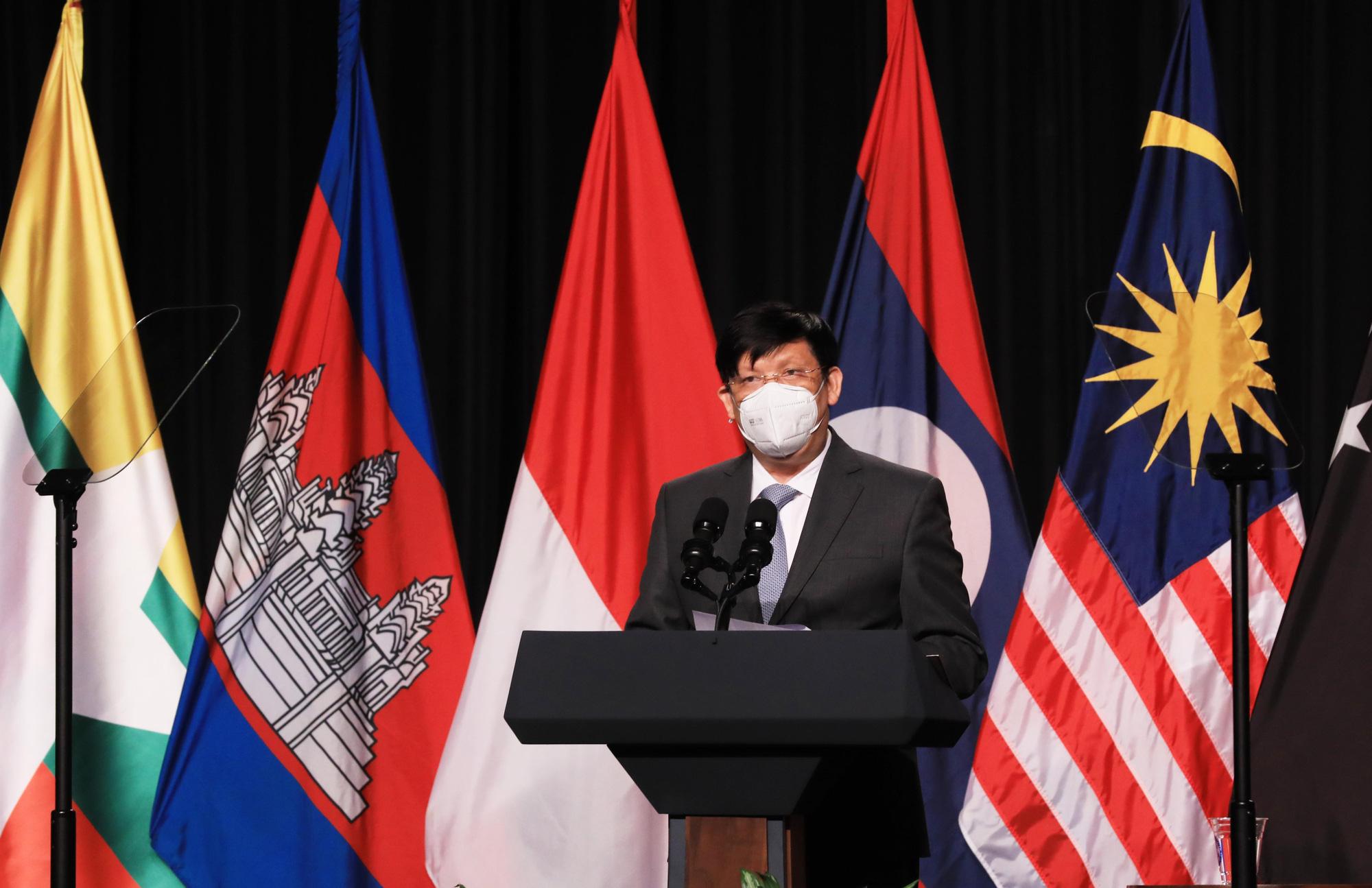 Khai trương Văn phòng CDC khu vực Đông Nam Á tại Hà Nội: Nâng cao năng lực ứng phó các bệnh truyền nhiễm - Ảnh 4.