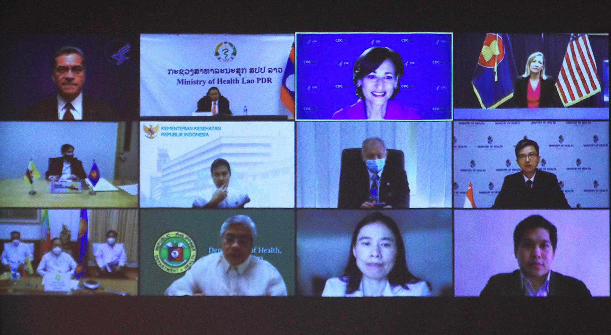 Khai trương Văn phòng CDC khu vực Đông Nam Á tại Hà Nội: Nâng cao năng lực ứng phó các bệnh truyền nhiễm - Ảnh 5.