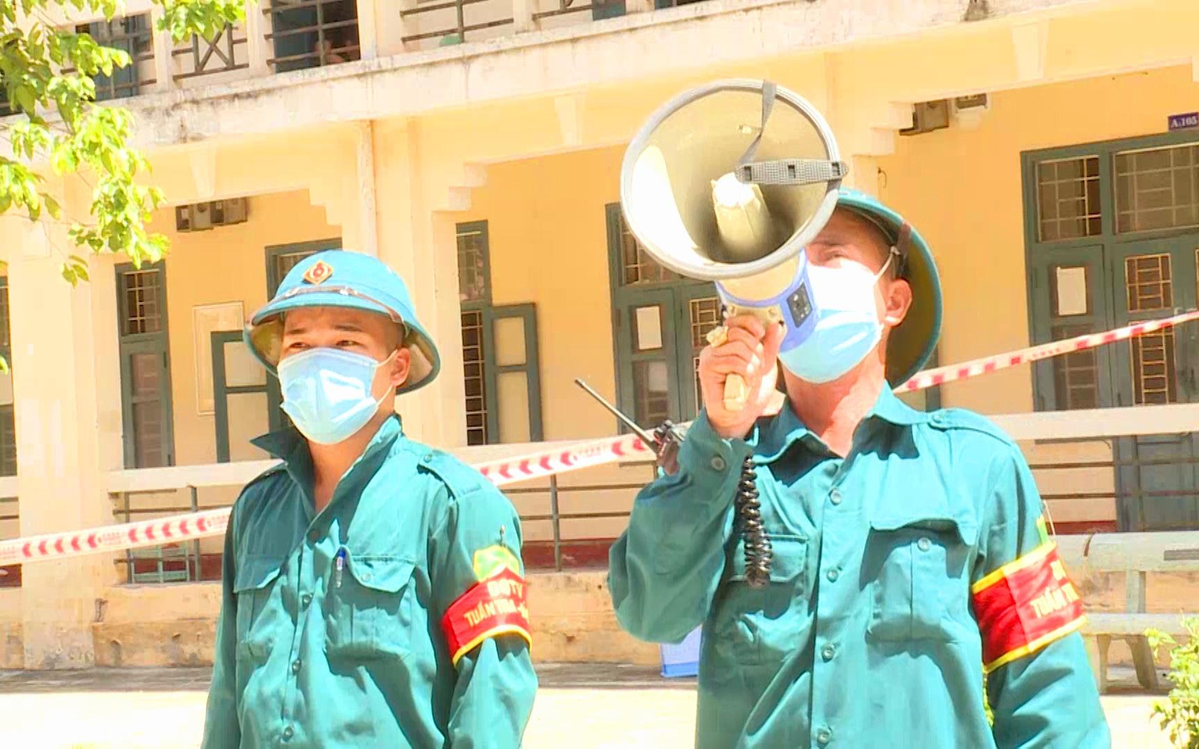 Đã có hơn 15.000 người về từ vùng dịch, Huế ráo riết phòng lây nhiễm chéo trong khu cách ly