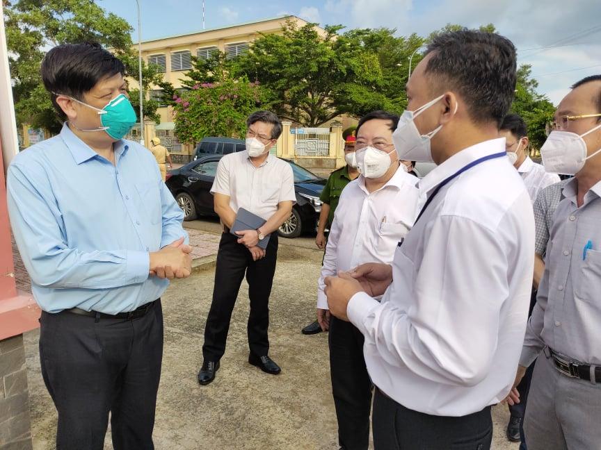 Bộ trưởng Bộ Y tế: Triển khai triệt để các biện pháp kiểm soát dịch COVID-19, đặc biệt trong kỳ nghỉ lễ 2/9  - Ảnh 1.
