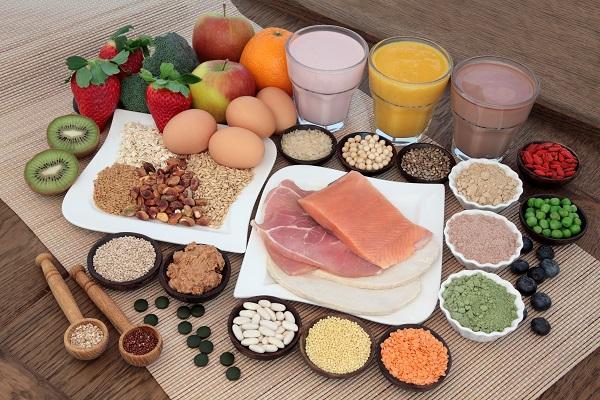 Dinh dưỡng tăng cường sức đề kháng cho người bệnh phổi tắc nghẽn mạn tính - Ảnh 2.