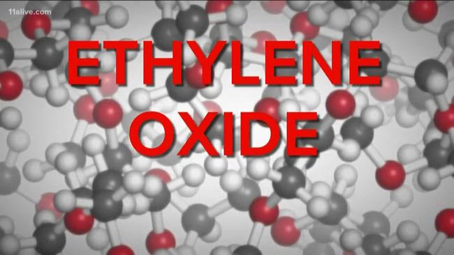 Ethylene oxide - hóa chất độc hại gây bệnh gì?  - Ảnh 2.
