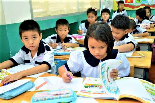 Bộ GD&ĐT đề nghị giữ ổn định mức học phí trong năm học mới - Ảnh 1.