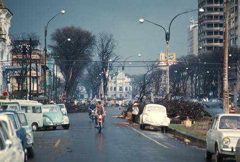 Thư Sài Gòn (số 11): Vẫn mãi là một Sài Gòn hoa lệ, hào hoa - Ảnh 2.