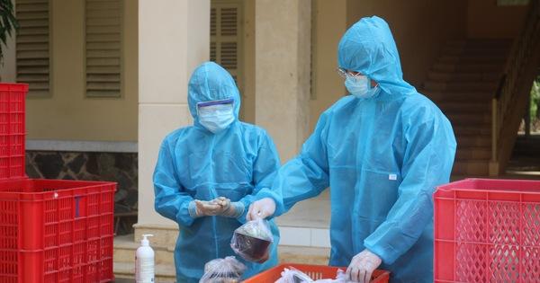 7322 tình nguyện viên đã đăng ký tham gia hỗ trợ TP.HCM chống dịch. - Ảnh 1.