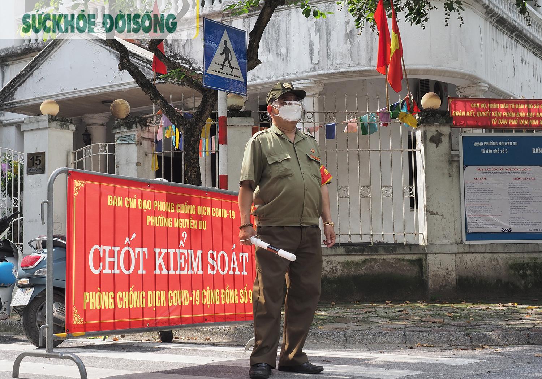 Cựu chiến binh góp sức chống COVID-19 - Ảnh 7.