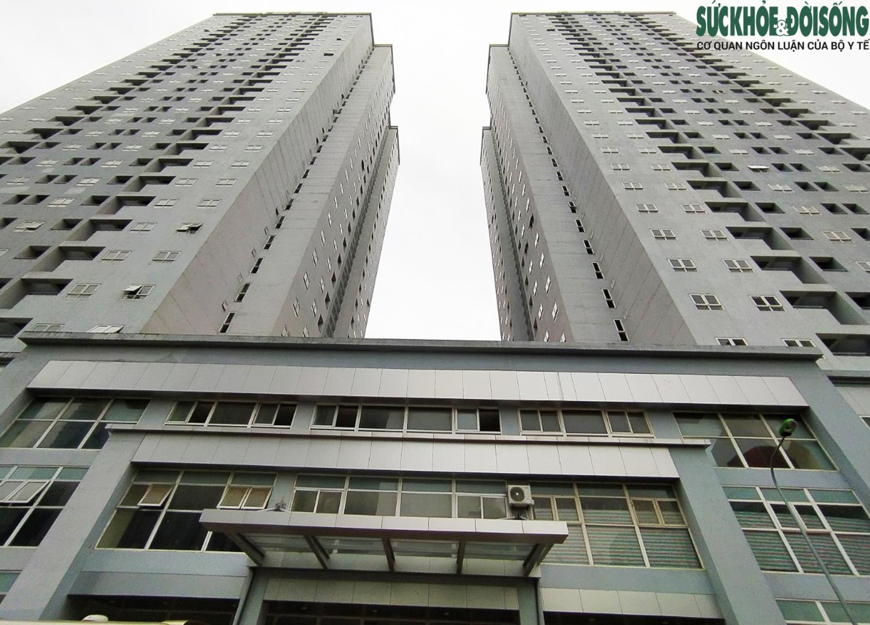 [Ảnh] 2 tòa chung cư cao 30 tầng vừa được Hà Nội quyết định thiết lập để điều trị người mắc COVID-19 - Ảnh 2.
