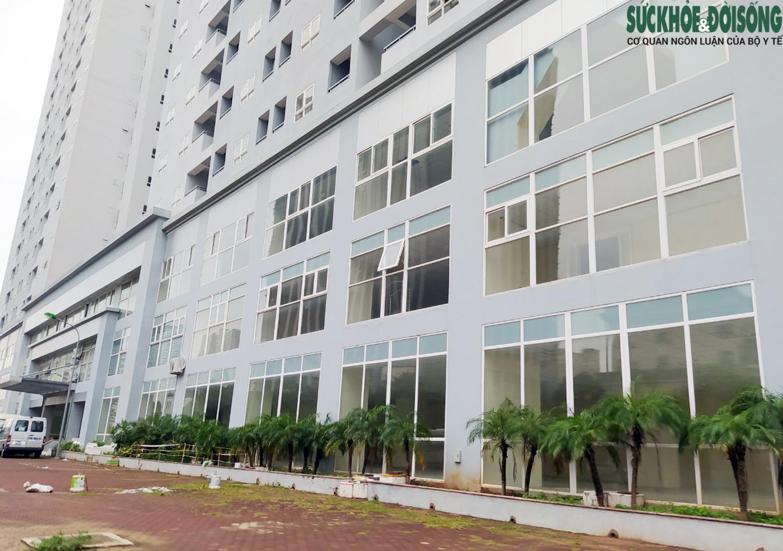 [Ảnh] 2 tòa chung cư cao 30 tầng vừa được Hà Nội quyết định thiết lập để điều trị người mắc COVID-19 - Ảnh 6.