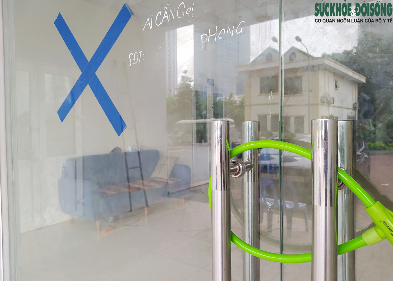 [Ảnh] 2 tòa chung cư cao 30 tầng vừa được Hà Nội quyết định thiết lập để điều trị người mắc COVID-19 - Ảnh 7.