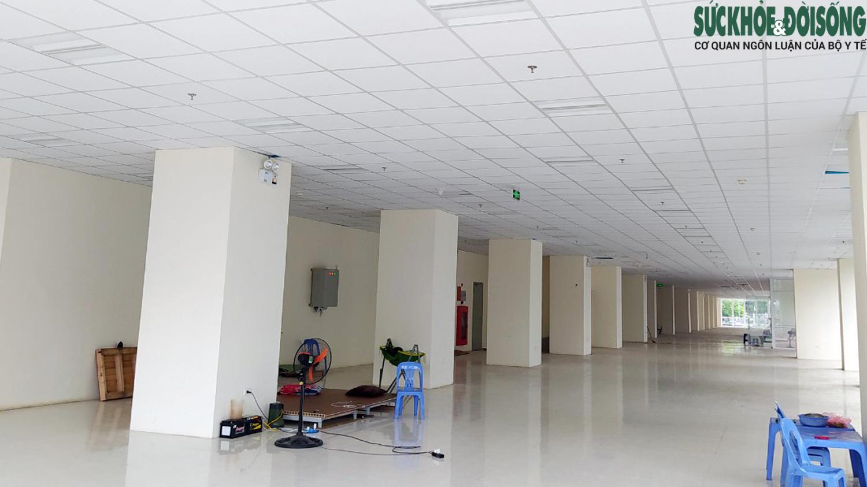 [Ảnh] 2 tòa chung cư cao 30 tầng vừa được Hà Nội quyết định thiết lập để điều trị người mắc COVID-19 - Ảnh 8.