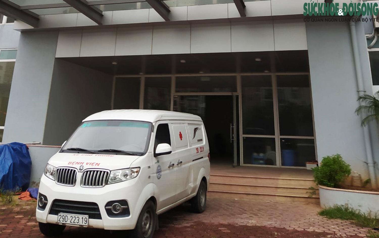 [Ảnh] 2 tòa chung cư cao 30 tầng vừa được Hà Nội quyết định thiết lập để điều trị người mắc COVID-19 - Ảnh 10.