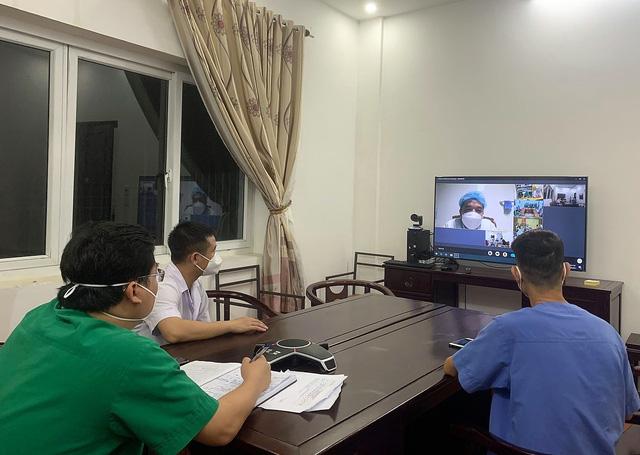 Nhịp sống bên trong Bệnh viện dã chiến số 4 ở Nghệ An - Ảnh 2.