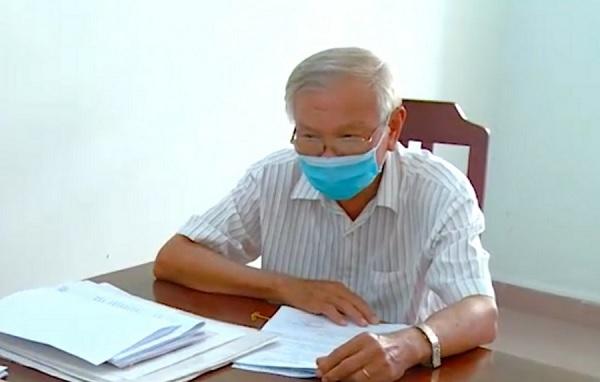 Bắt tạm giam nguyên Giám đốc Sở Xây Dựng tỉnh Khánh Hòa - Ảnh 1.