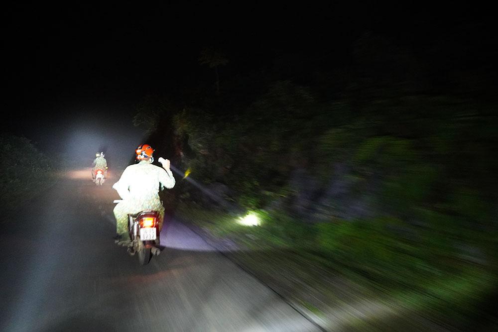 Phát hiện nhiều nhóm người nhập cảnh trái phép vào Việt Nam qua các đường mòn, lối mở - Ảnh 4.