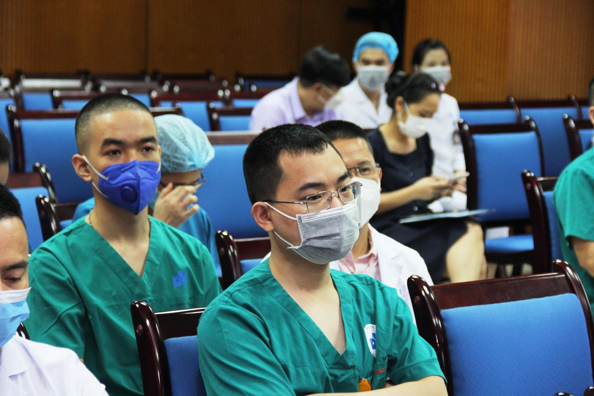 Lần thứ 3, thầy thuốc BV Da liễu Trung ương chi viện miền Nam chống dịch - Ảnh 5.