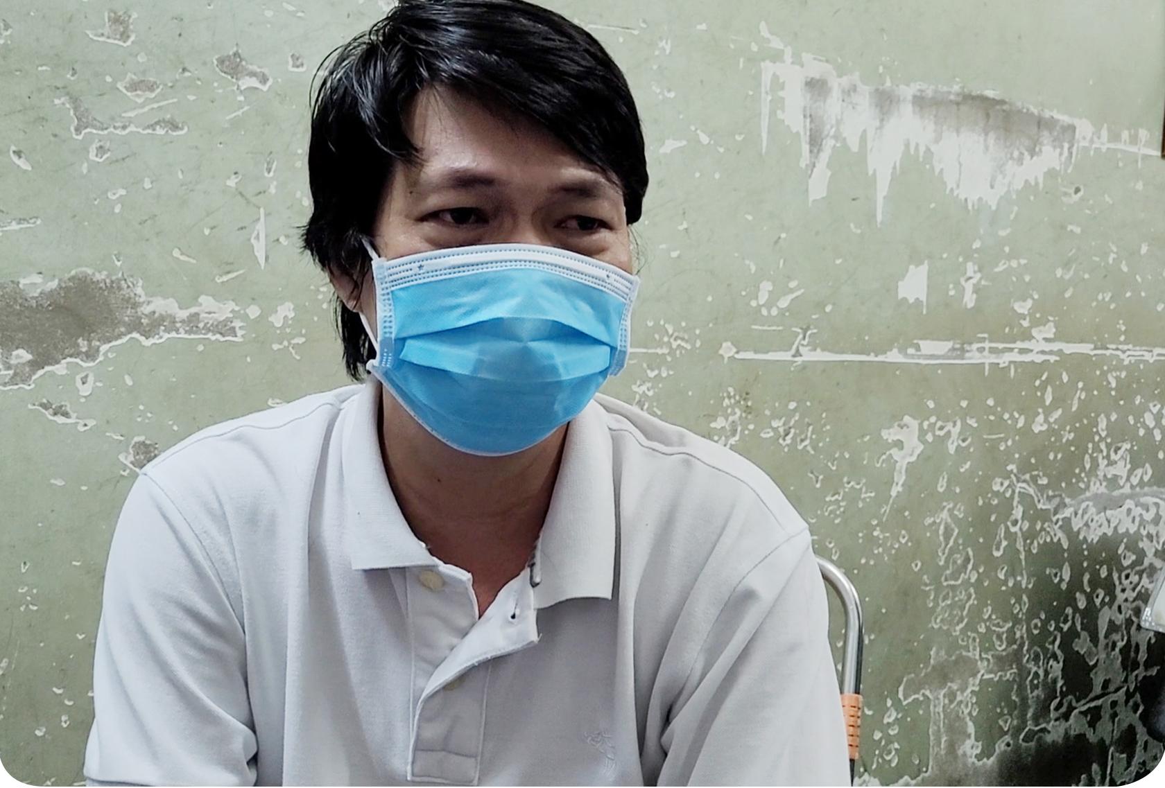 Đai dịch khốc liệt tại TP Hồ Chí Minh 1: Quặn lòng những đứa trẻ chờ mẹ trong tuyệt vọng - Ảnh 3.