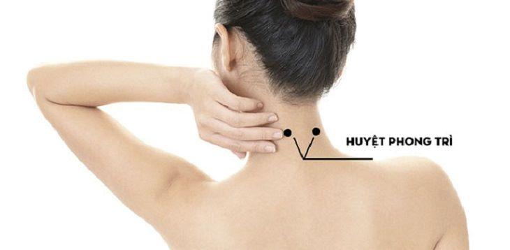 Chữa đau cổ vai gáy bằng phương pháp bấm huyệt - Ảnh 2.