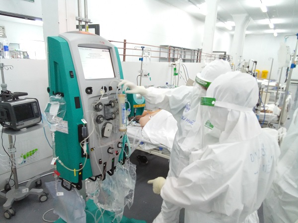Sáng 6/10: Hơn 747.000 bệnh nhân COVID-19 đã khỏi; Các cơ sở y tế ở TP HCM không sử dụng xét nghiệm kháng thể SARS-CoV-2 sai mục đích  - Ảnh 1.