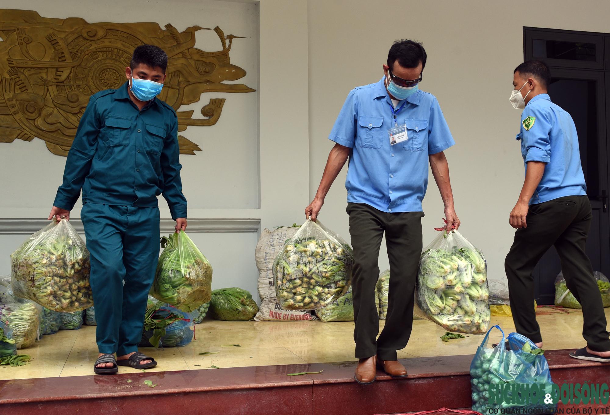 TP Vinh không để người dân thiếu thực phẩm, xử lý nghiêm trường hợp vi phạm - Ảnh 4.