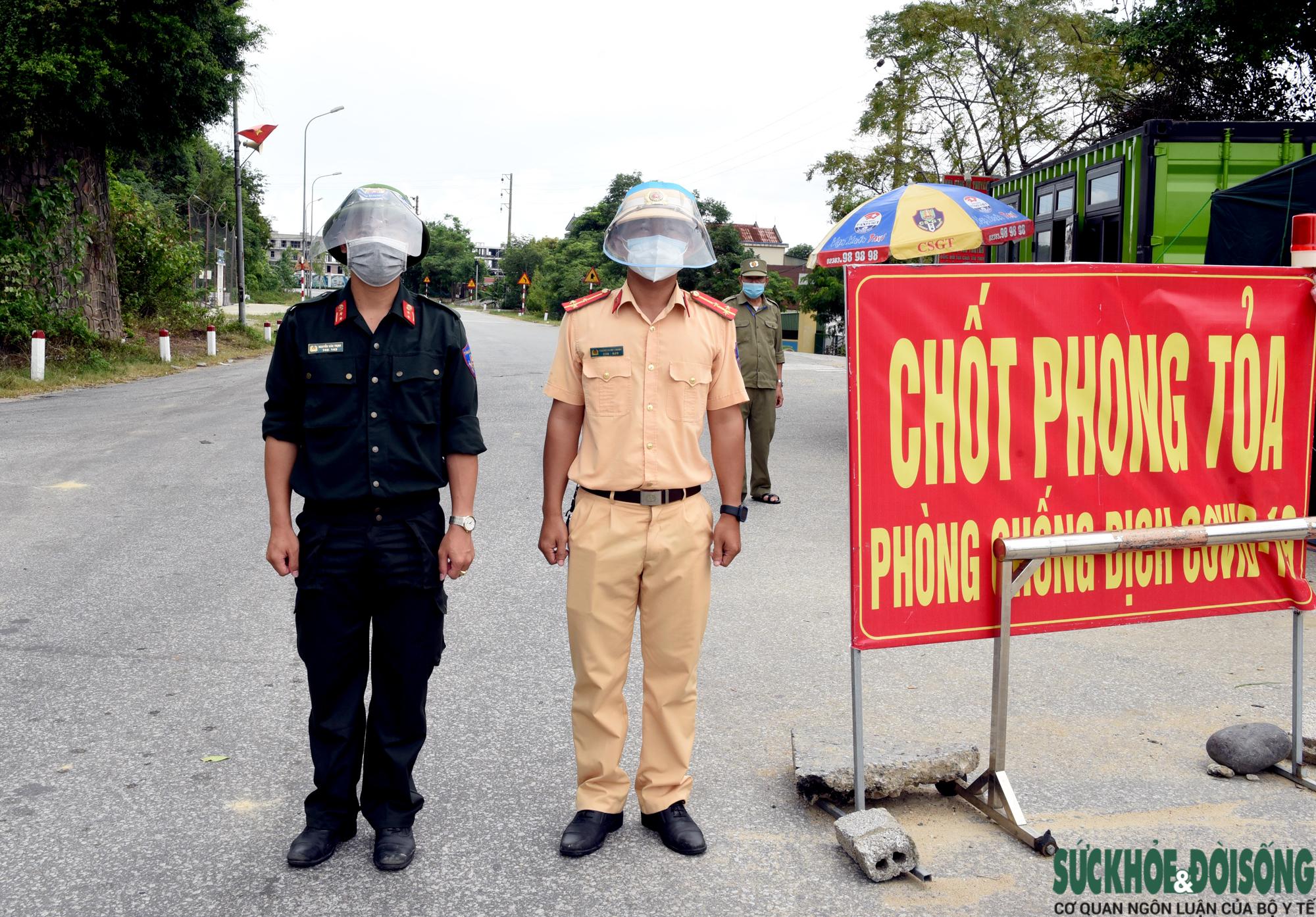TP Vinh không để người dân thiếu thực phẩm, xử lý nghiêm trường hợp vi phạm - Ảnh 6.