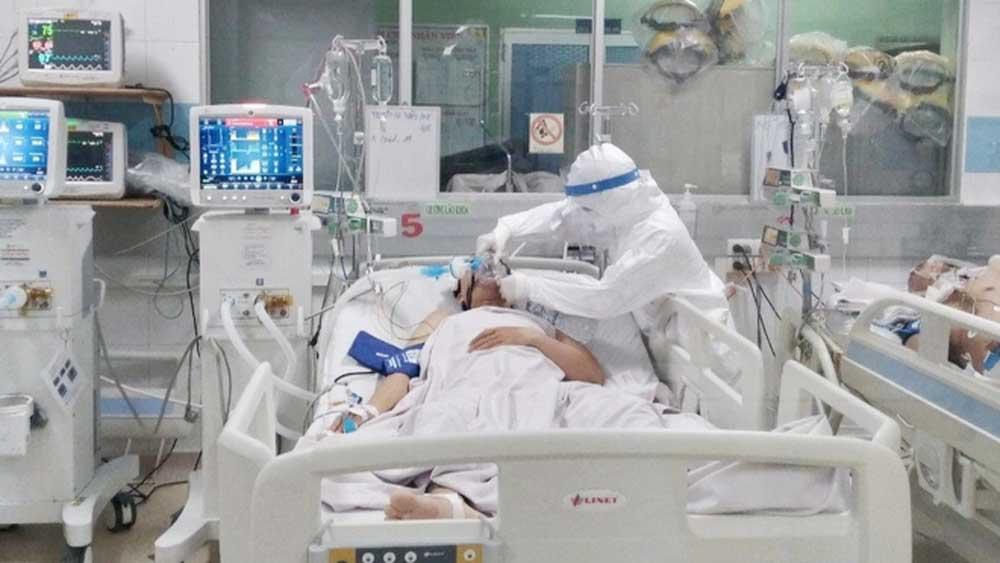 TP HCM và các tỉnh phía Nam quyết liệt triển khai các giải pháp giảm tử vong do COVID-19    - Ảnh 1.