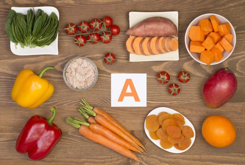 Bổ sung vitamin A, làm sao an toàn cho bé? - Ảnh 2.
