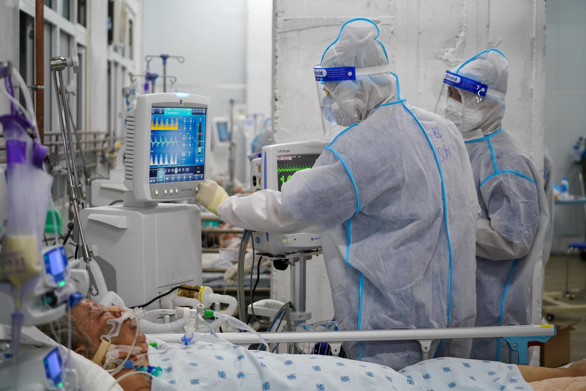 Sáng 12/9: Có hơn 6.200 bệnh nhân COVID-19 nặng đang điều trị; Bình Dương đã vượt mốc 150.000 ca F0 - Ảnh 2.