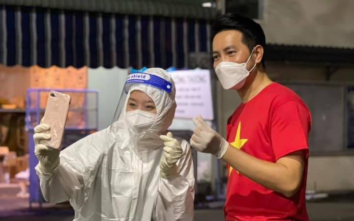 Ca sĩ Nguyễn Phi Hùng: Y bác sĩ, bệnh nhân COVID-19 chính là người truyền động lực cho mình