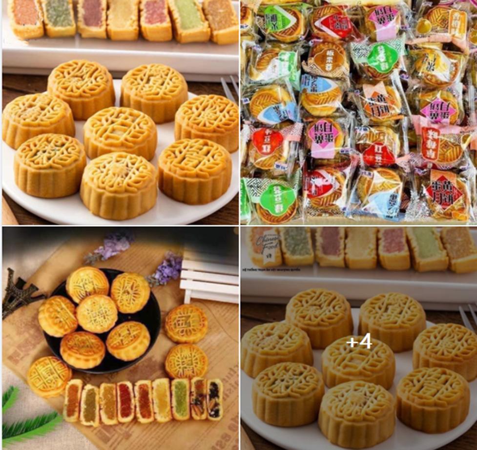 Sôi động thị trường bánh Trung thu online - Người tiêu dùng nên thận trọng