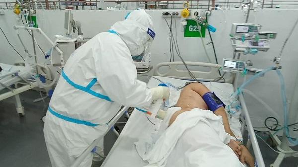 Trưa 12/9: BV Tâm thần TW 2 thêm 14 ca mắc COVID-19; Người đi mua sắm ở Bình Dương phải tiêm đủ vaccine - Ảnh 1.