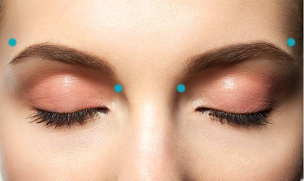 5 bước massage thư giãn cho mắt mệt mỏi - Ảnh 2.