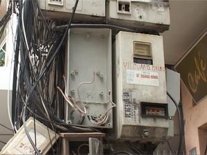Báo động nạn trộm cắp điện ở một số tỉnh miền Bắc 1