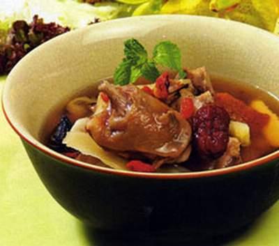 Món ăn - bài thuốc từ thịt và trứng vịt 1