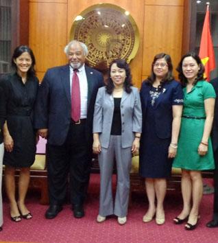 Hoa Kỳ đánh giá cao những thành tựu của Việt Nam  1