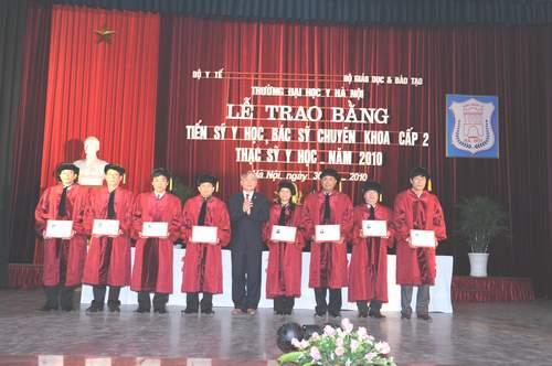 Trường Đại học Y Hà Nội 110 năm phát triển và hội nhập 6