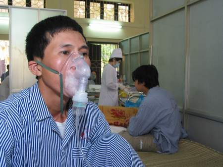 Tích cực triển khai dự án phòng chống COPD 1