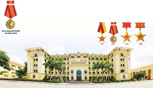 Trường Đại học Y Hà Nội 110 năm phát triển và hội nhập 1