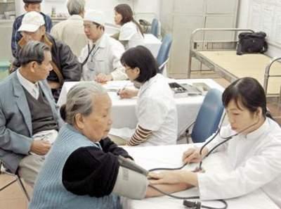 Tăng cường chăm sóc sức khỏe người cao tuổi