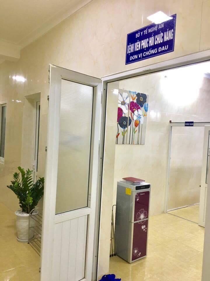 Mô hình bệnh viện khách sạn đầu tiên của tỉnh Nghệ An